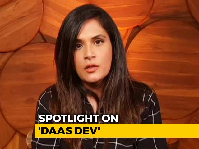 Video : <i>Devdas</i> Gets A Make-Over In 2018 With <i>Daas Dev</i>