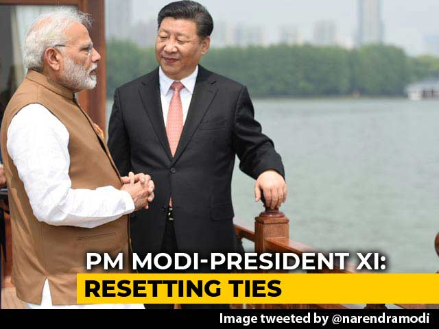 Video : PM Modi, Xi Jinping Hit Reset, Military To Get The Message Too