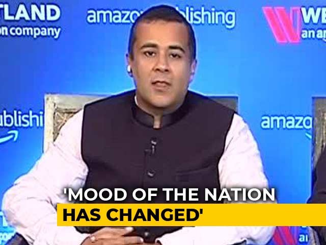 Video : Chetan Bhagat's Own Poll On PM Modi; Says 2019 No Slam Dunk For BJP