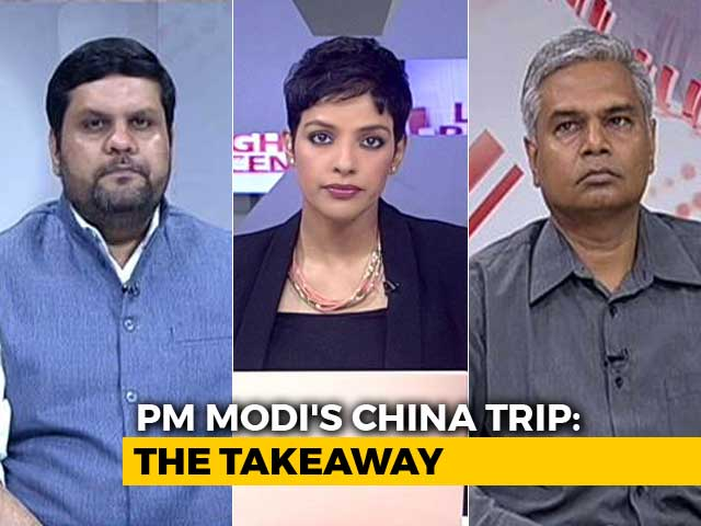 Video : PM Modi Meets Xi Jinping: Fresh Start For India And China?