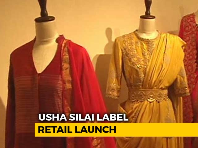 Video: Silai Label Launched, Fashion Industry Lauds The Initiative