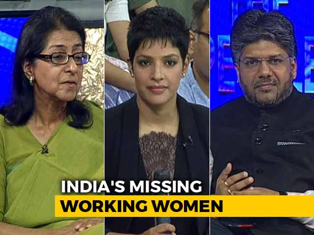 Video : India's Gaping Gender Gap: Same Work, Less Pay?
