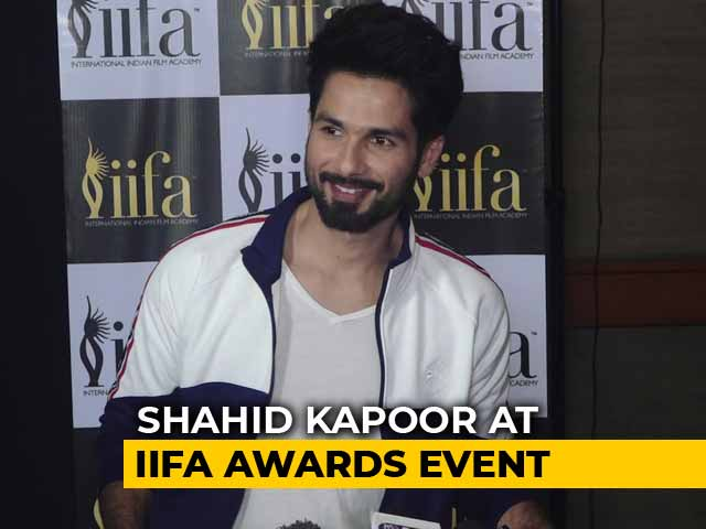 Video : Shahid Kapoor On Becoming A Father For The Second Time