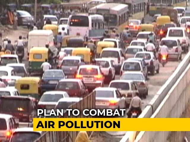 Video : The Graded Response Action Plan, Delhi-NCR's Answer To Combat Air Pollution