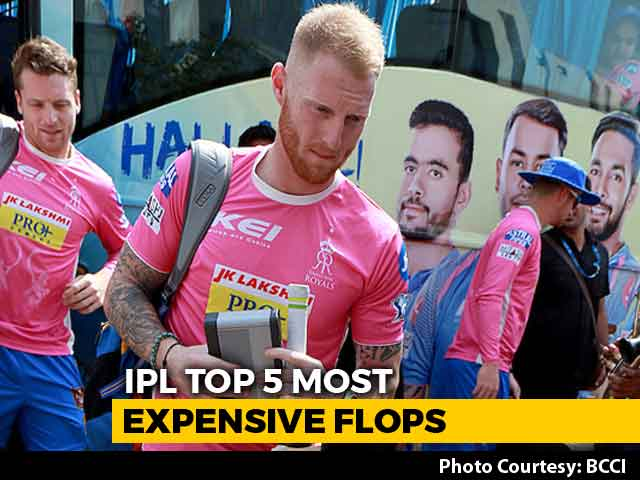 Video : The Players Who Haven't Lived Up To Their Price Tags