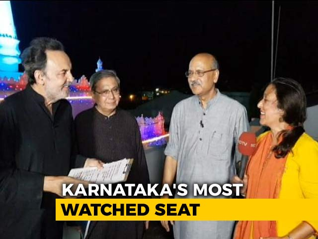 Video : Karnataka's Bellwether Seat That Picked The Winner For Last 12 Elections