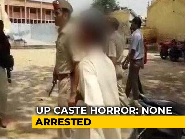 Video : Forced To Drink Urine For Refusing To Harvest Crops, Alleges UP Dalit Man
