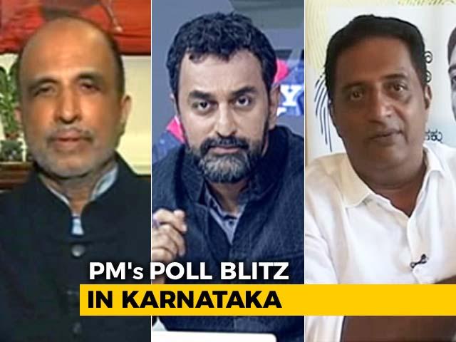 Video : PM Modi 'Soft' On Deve Gowda?