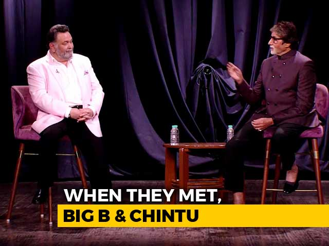 A Walk Down Memory Lane With Big B And Rishi Kapoor