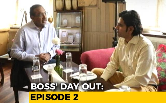Video : Boss' Day Out: Sameer Nair