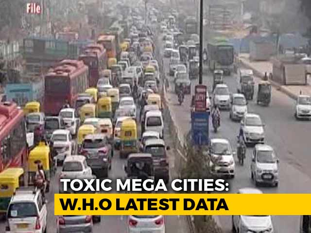 Video : These 14 Cities In India Rank Among World's Polluted