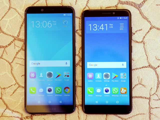 Video : Gionee F205 And Gionee S11 Lite First Look
