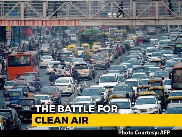 Video : Has India Failed In The Battle Against Air Pollution?