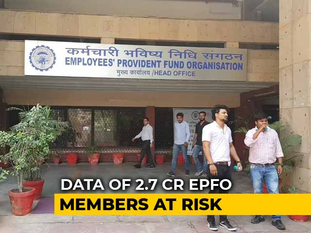 Video : Provident Fund Portal Hacked, 2.7 Crore People Face Data Theft