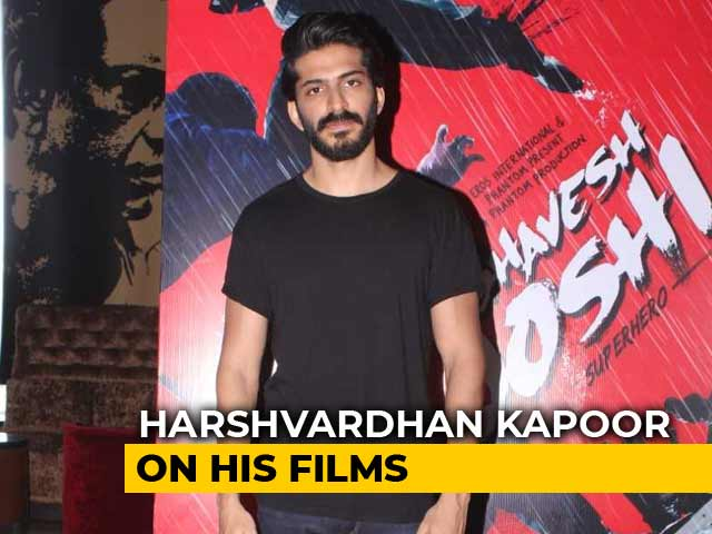 Harshvardhan Kapoor On His Film Bhavesh Joshi & The Failure Of Mirzya