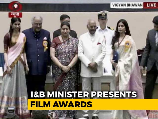 National Film Awards Event Amid Row Over President Not Giving All Awards