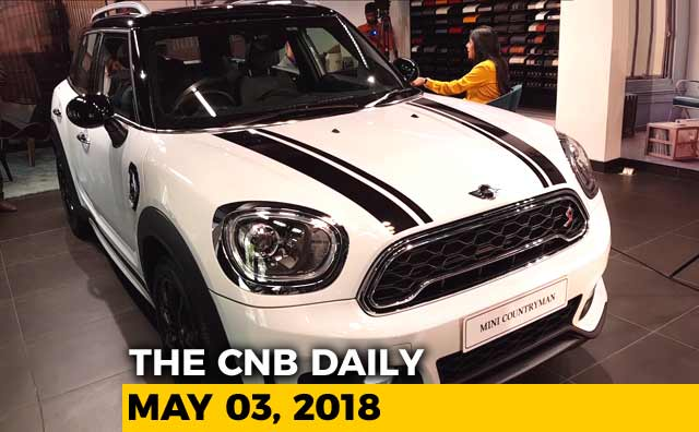 New Mini Countryman Launch Rolls Royce Cullinan Porsche Cayenne E