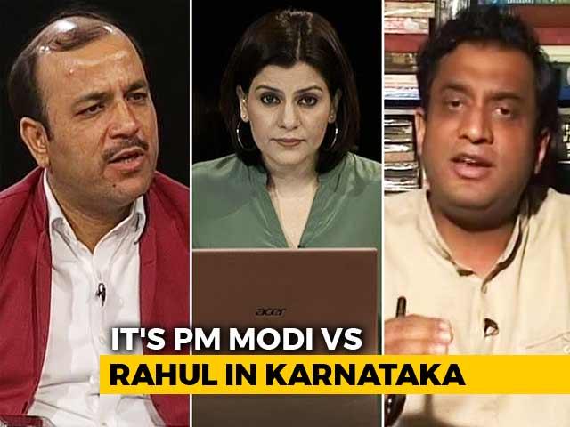 Video : PM Modi vs Rahul Gandhi In Karnataka: Real Issues Take A Backseat?