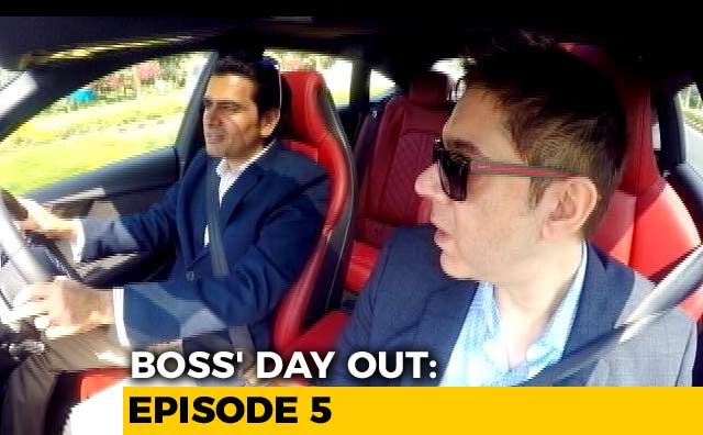Video : Boss' Day Out: Sanjeev Kumar Bijli