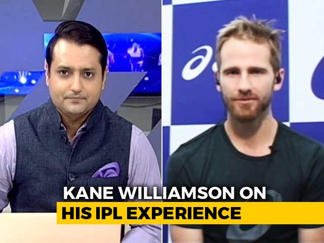 Video : Important To Communicate With Players Calmly: Kane Williamson