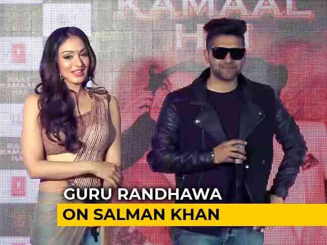 Guru Randhawa On His New Song & Working With Salman Khan