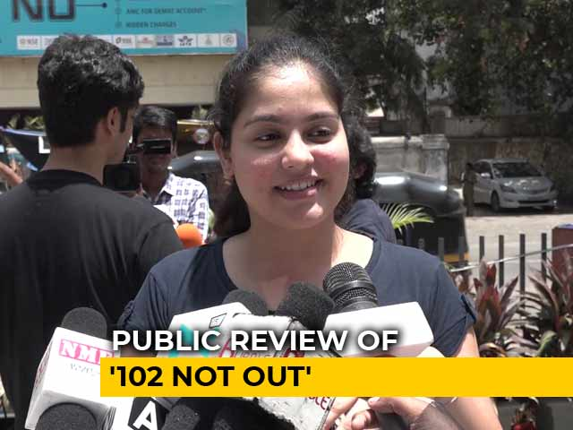 102 Not Out: First-Day First Show Reactions