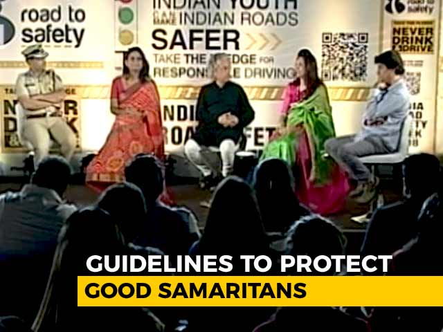 Video : How Good Samaritan Law Can Help Curb Road Accident Fatalities