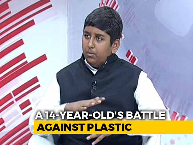 Video : Aditya Mukarji: The 14-year Old Swachh Warrior