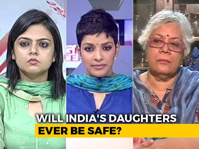 Video : Can India Protect Its Daughters?