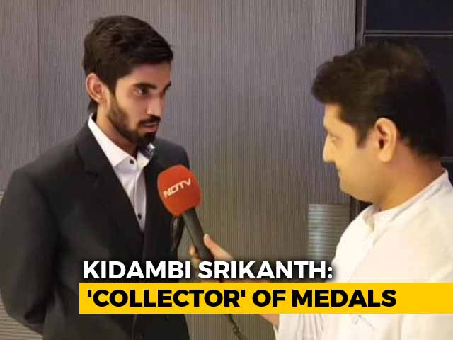 Deputy Collector Prefers To Remain A Medal Collector