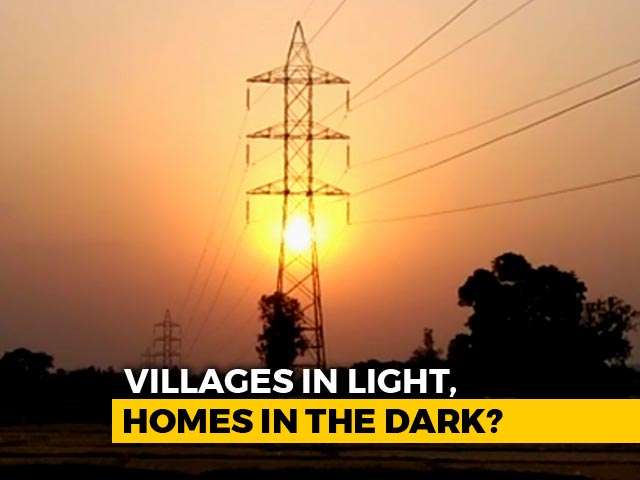 Video : UP Villages Dream Of TV, Cold Drinks In Race To 100% Electrification