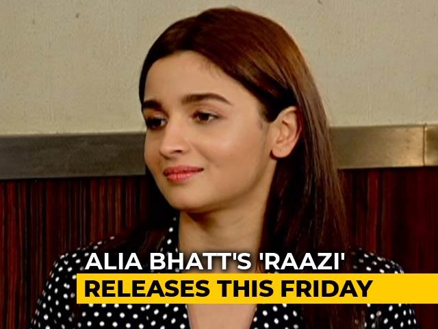 Video : Alia Bhatt On How Hard-Hitting Films Affect Her