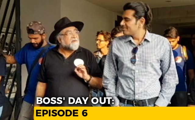 Video : Boss' Day Out: Prahlad Kakar