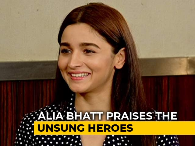 Do We Know The True Meaning Of Patriotism? - Alia Bhatt