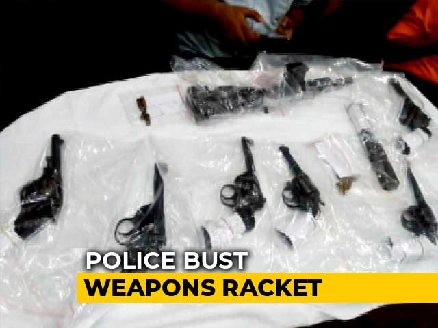 Video : 6 Arrested For Allegedly Giving Arms To Maoists From Bengal Gun Factory