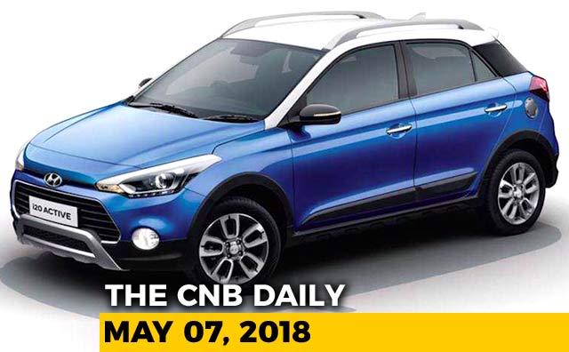 Video : 2018 Hyundai i20 Active, Maruti Brezza New Colour & VW EV Battery Orders