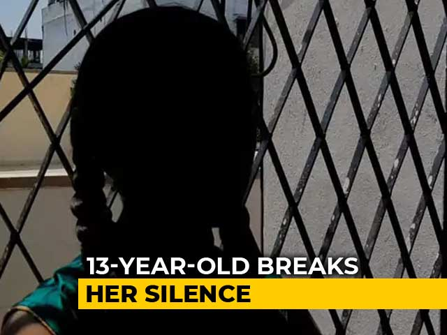 "Video : ""Told Daddy, 'Don't Do This'"": Hyderabad Teen's Horror Story At Home"