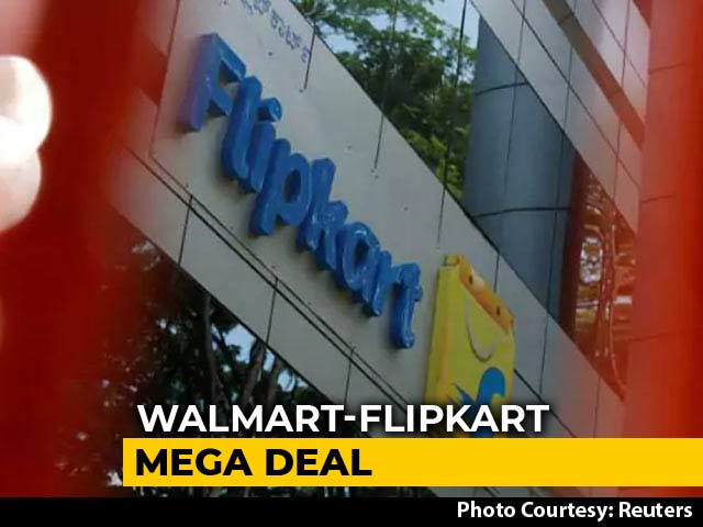 Video : Walmart Buys 77% Stake In Flipkart For $16 Billion