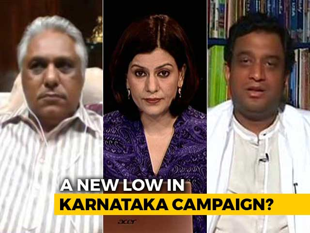Video : Rigging Charges, Row Over Voter IDs: Karnataka Campaign Touches New Low?