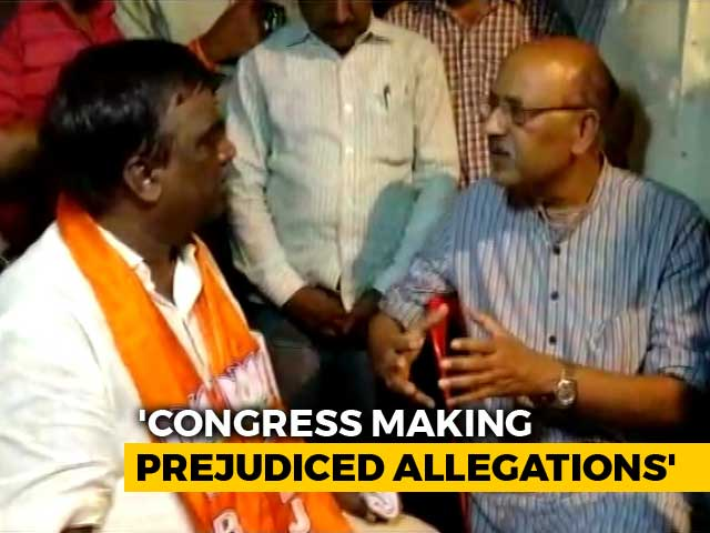"""Video : """"For Our Family, BJP Is Our Mother"""": G Somashekhara Reddy To NDTV"""