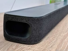 Google I/O 2018: JBL Link Bar Soundbar First Look: Built-in Android TV and Google Assistant