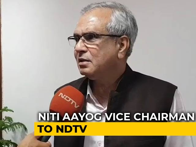 Video : Walmart-Flipkart Deal Won't Affect Merchants' Businesses: Niti Aayog Vice Chairman