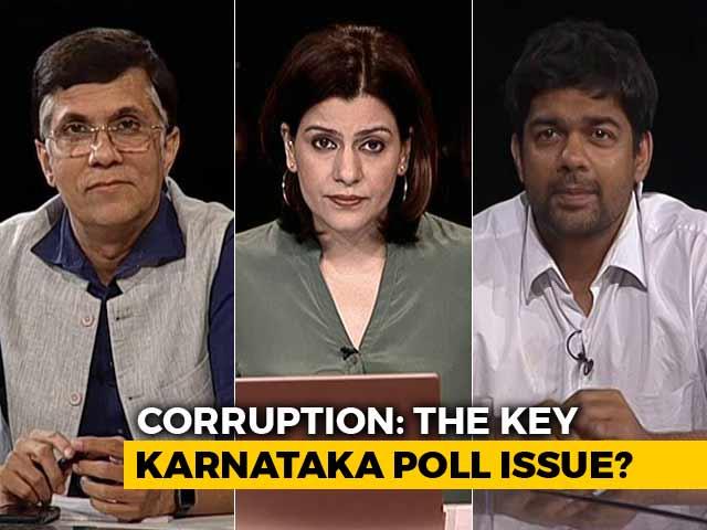Video : Tapes Rock Karnataka Campaign On Last Day