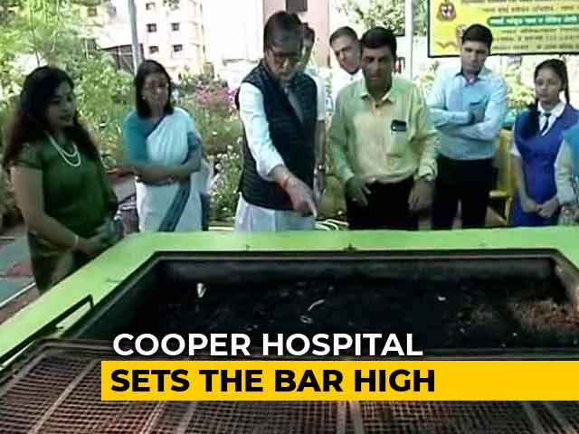 Video : Waste To Wealth: Mumbai's Cooper Hospital Sets The Bar High