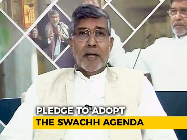 Video : Seen Drop In Child Sex Abuse In Homes With Toilets: Kailash Satyarthi