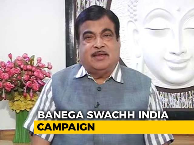 Video : 70 To 80 Per Cent Of The Ganga Will Be Cleaner By March 2019: Nitin Gadkari