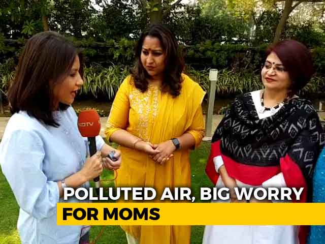 Video : Gurgaon Residents Talk About Ways To Tackle Air Pollution In The City