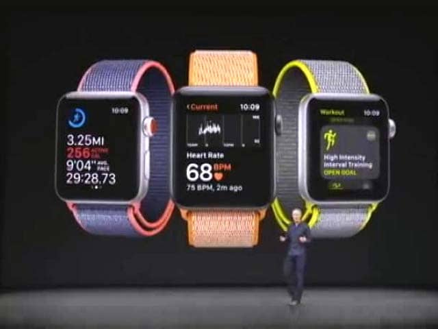 Video : Apple Watch Series 3 (GPS + Cellular) Comes to India