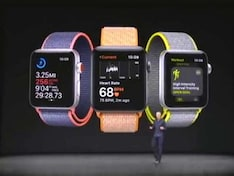 Apple Watch Series 3 (GPS + Cellular) Comes to India