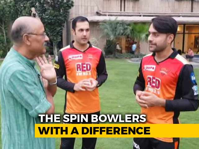 Video : Walk The Talk With Afghan Cricketers In IPL